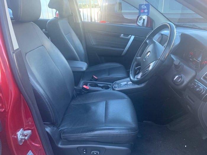 2015 Holden Captiva 7 LTZ CG MY15 4X4 On Demand Red