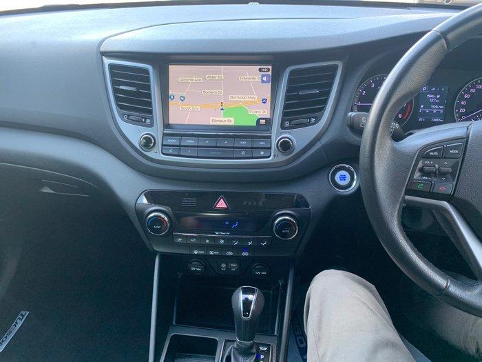 2015 Hyundai Tucson Elite TLe 4X4 On Demand Grey