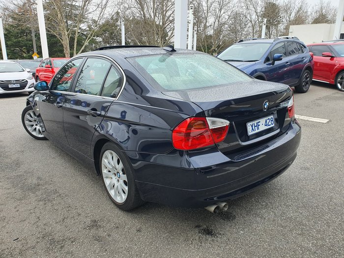 2006 BMW 3 Series 325i E90 Blue
