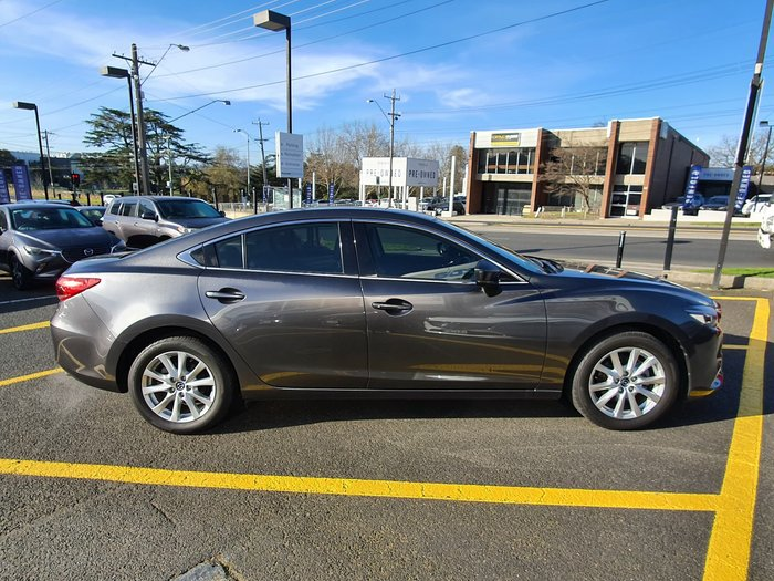 2017 Mazda 6 Touring GL Series Grey