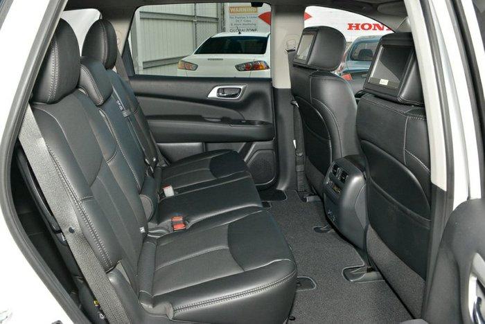 2018 Nissan Pathfinder Ti R52 Series III MY19 4X4 On Demand IVORY PEARL