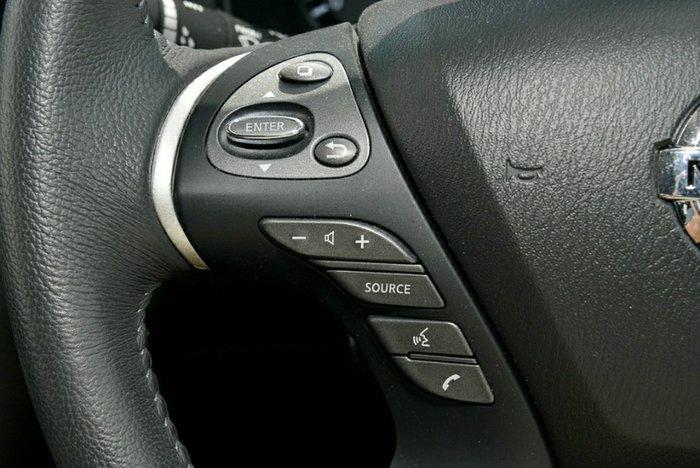 2019 Nissan Pathfinder ST-L R52 Series III MY19 4X4 On Demand IVORY PEARL