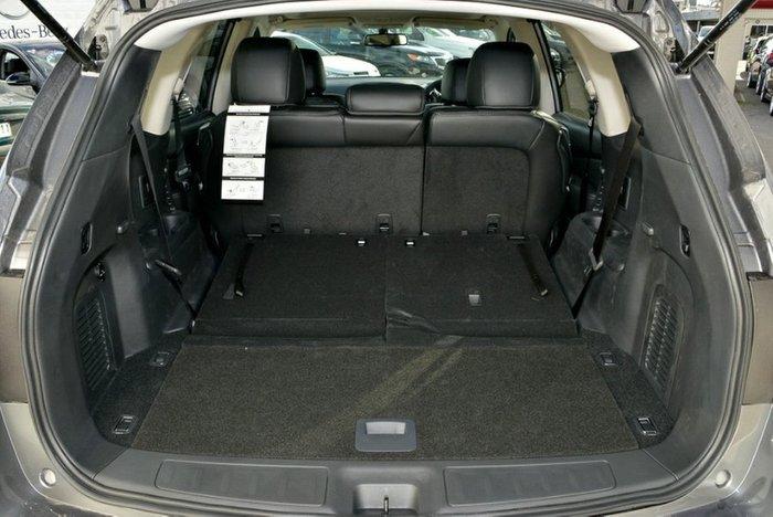 2019 Nissan Pathfinder ST-L R52 Series III MY19 4X4 On Demand GUN METALLIC