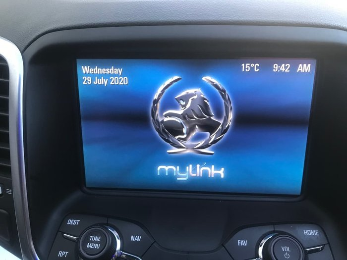 2015 Holden Caprice V WN Series II MY16 Silver