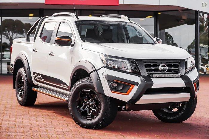 2020 Nissan Navara N-TREK Warrior