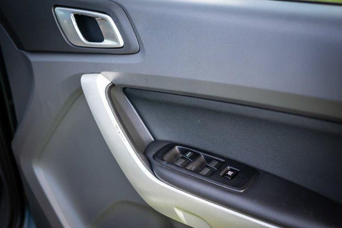 2012 Ford Ranger XLT PX 4X4 Dual Range Grey