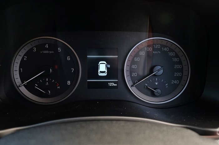 2020 Hyundai Tucson Active X TL4 MY21 Blue