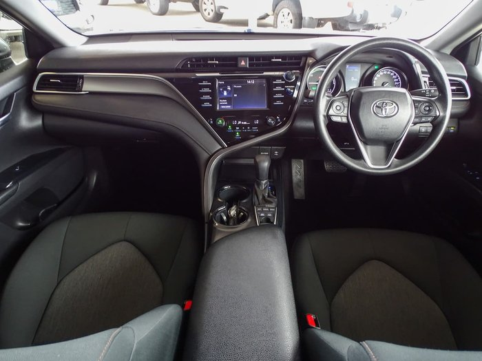 2018 Toyota Camry Ascent AXVH71R Blue