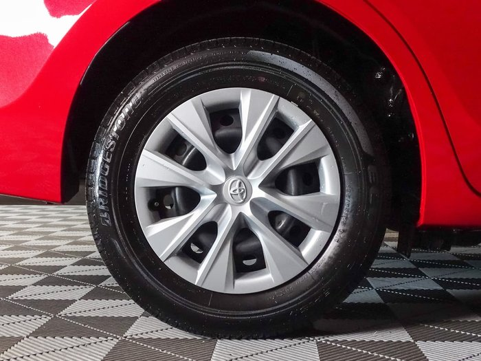 2018 Toyota Corolla Ascent ZRE172R Red