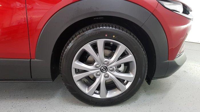 2020 Mazda CX-30 G20 Touring DM Series Red