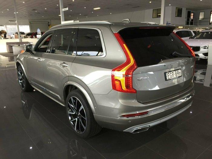 2019 Volvo Xc90 D5 Inscription L Series MY20 PEBBLE GREY