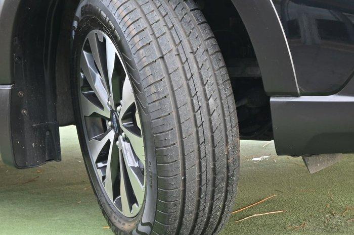 2015 Subaru Outback 2.5i Premium 5GEN MY15 Four Wheel Drive Black