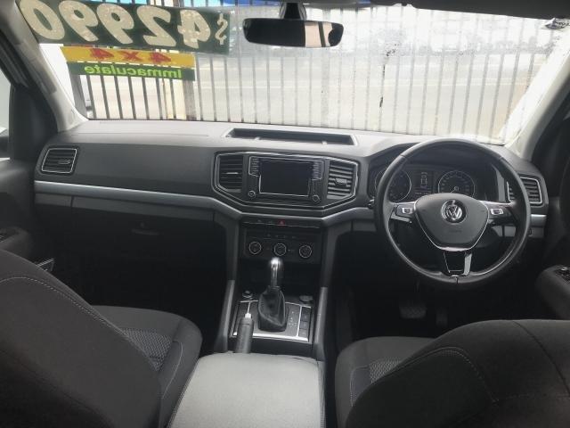 2017 Volkswagen Amarok 2017 VOLKSWAGEN AMAROK TDI550 HIGHLINE (4x4) AUTO DUAL CAB UTILITY DT4 DIESEL Candy White