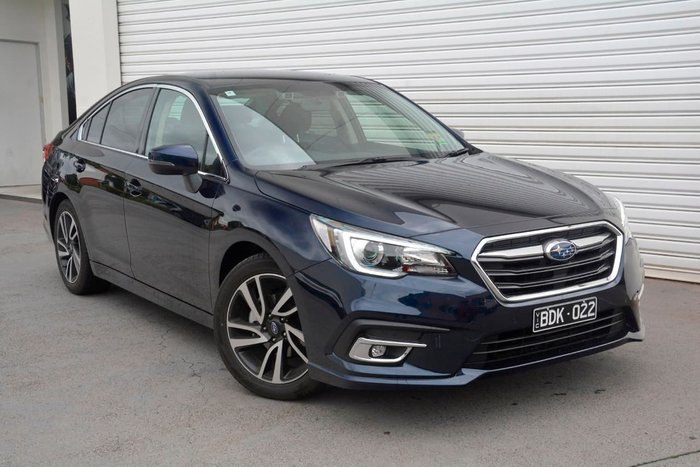 2019 Subaru Liberty 2.5i 6GEN MY19 Four Wheel Drive Blue