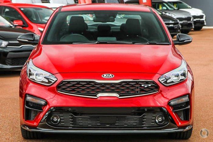 2020 Kia Cerato GT BD MY20 Red