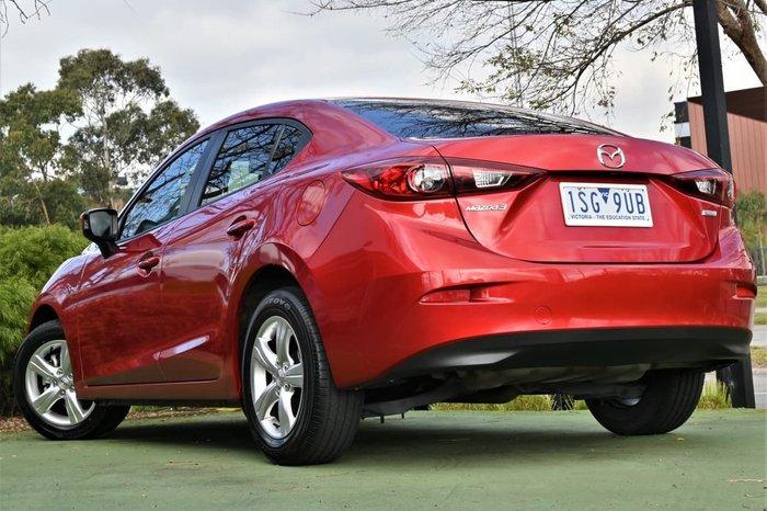 2014 Mazda 3 Neo BM Series Red