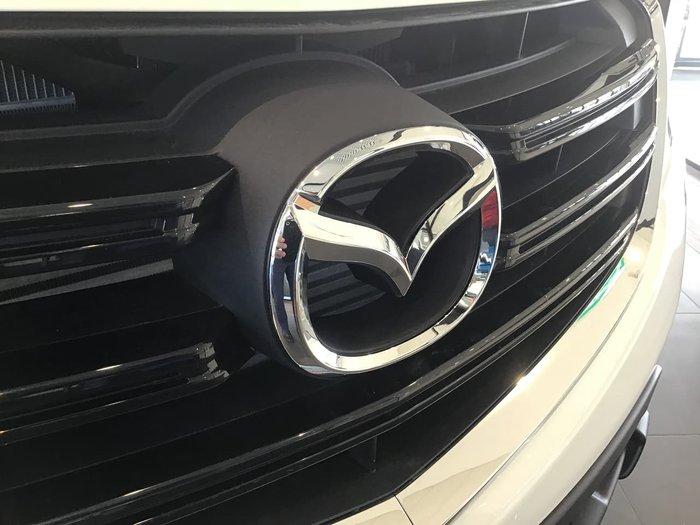 2020 Mazda BT-50 XT Hi-Rider UR White