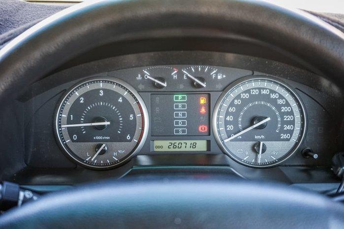 2008 Toyota Landcruiser GXL VDJ200R 4X4 Constant Silver
