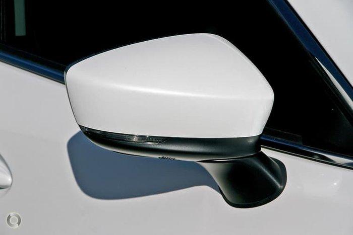 2019 Mazda 6 Touring GL Series Snowflake White Pearl