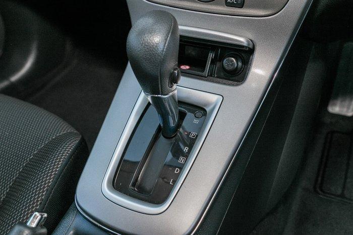 2013 Nissan Pulsar ST C12 Silver