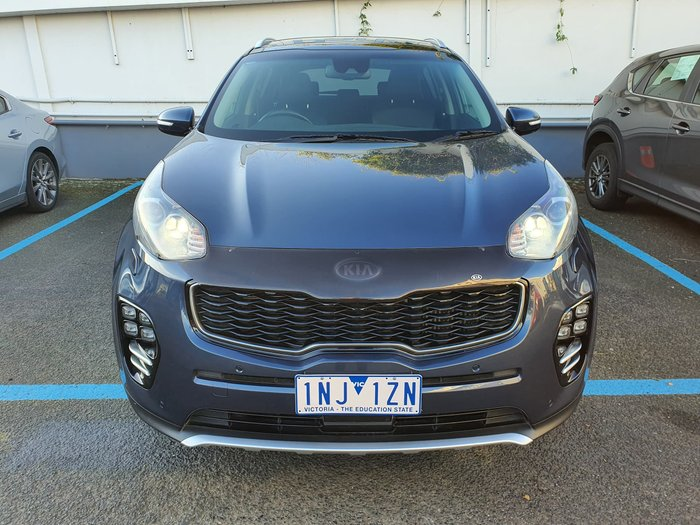 2016 Kia Sportage Platinum QL MY16 4X4 On Demand Blue