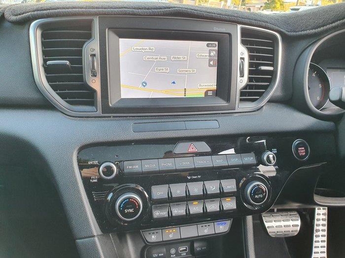 2016 Kia Sportage Platinum QL MY16 4X4 On Demand Grey