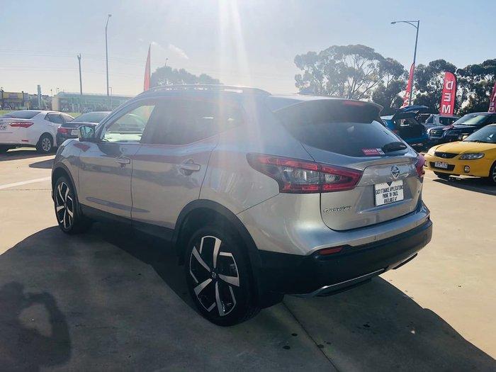 2019 Nissan QASHQAI Ti J11 Series 2 Silver
