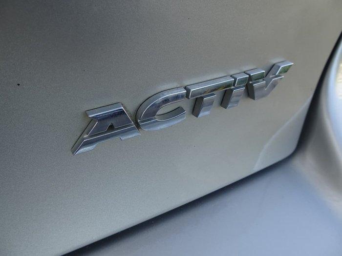 2010 Mitsubishi Lancer Activ CJ MY10 Gold