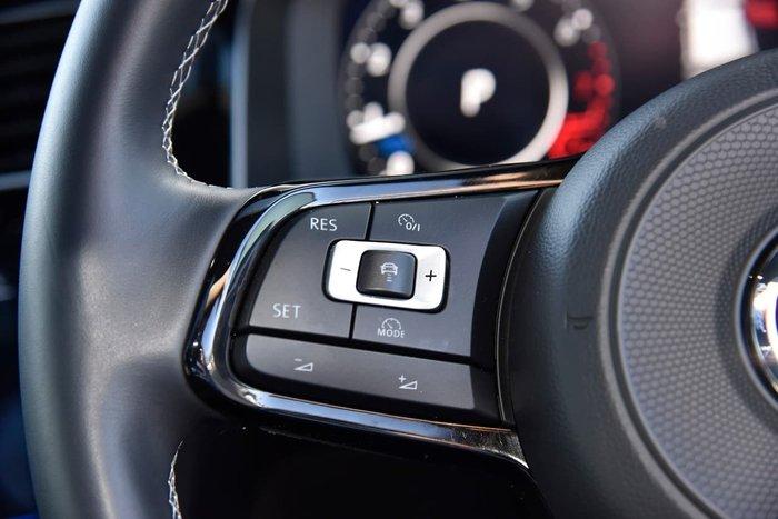 2019 Volkswagen Golf R 7.5 MY19.5 Four Wheel Drive Red