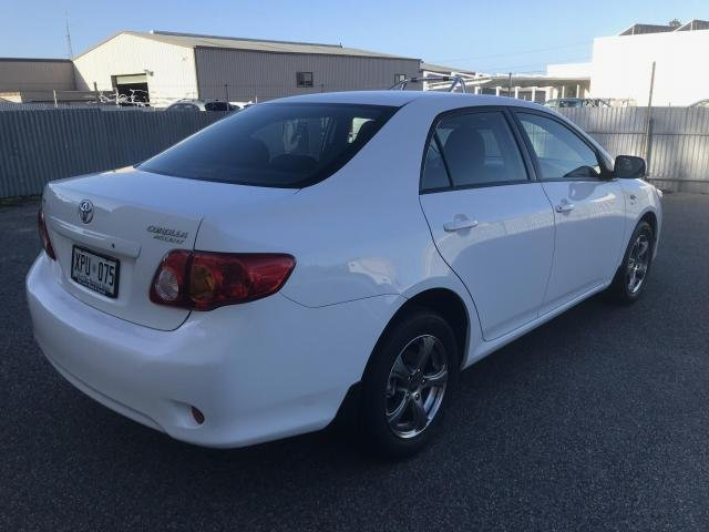 2007 TOYOTA COROLLA ASCENT ZZE122R MY06 UPGRADE