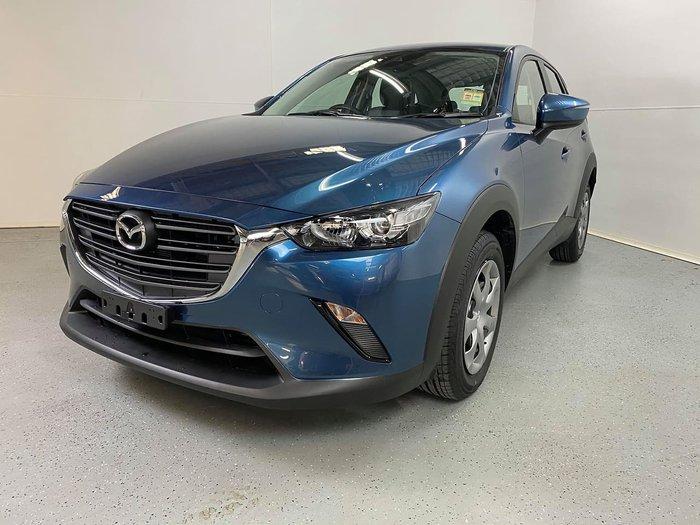 2020 Mazda CX-3 Neo Sport DK Blue