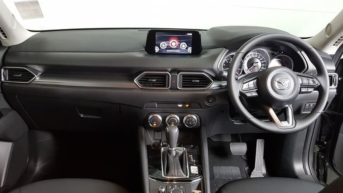 2020 Mazda CX-5 Maxx KF Series 4X4 On Demand Red