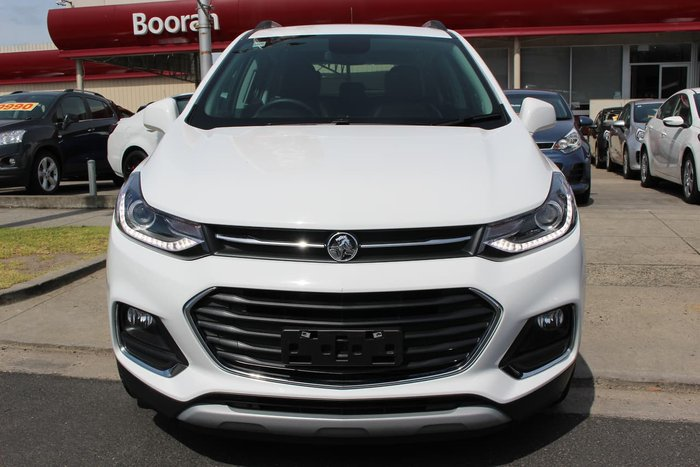 2019 Holden Trax LT TJ MY19 White