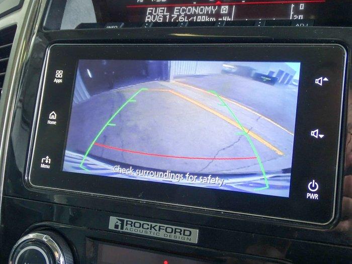 2018 Mitsubishi Pajero Exceed NX MY18 4X4 Dual Range Grey