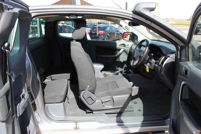 2015 Ford Ranger XLT PX 4X4 Dual Range Silver