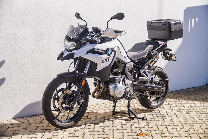 2019 BMW F 750 GS null null White