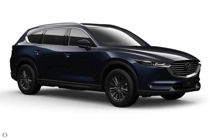 2020 Mazda CX-8 Sport KG Series 4X4 On Demand Blue