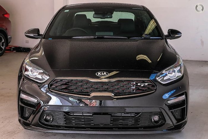 2020 Kia Cerato GT BD MY20 Black