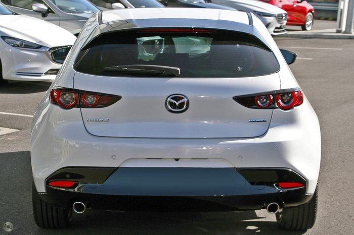 2020 Mazda 3 G25 GT BP Series White