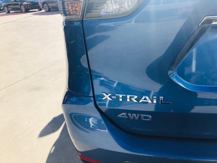 2019 Nissan X-TRAIL ST-L T32 Series II 4X4 On Demand Blue