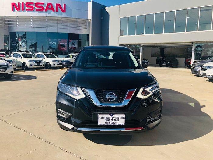 2020 Nissan X-TRAIL ST T32 Series II Black