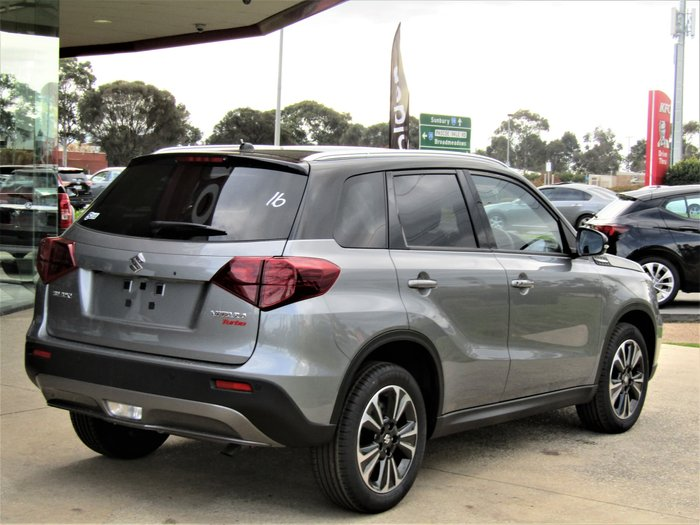 2020 Suzuki Vitara Turbo LY Series II Grey
