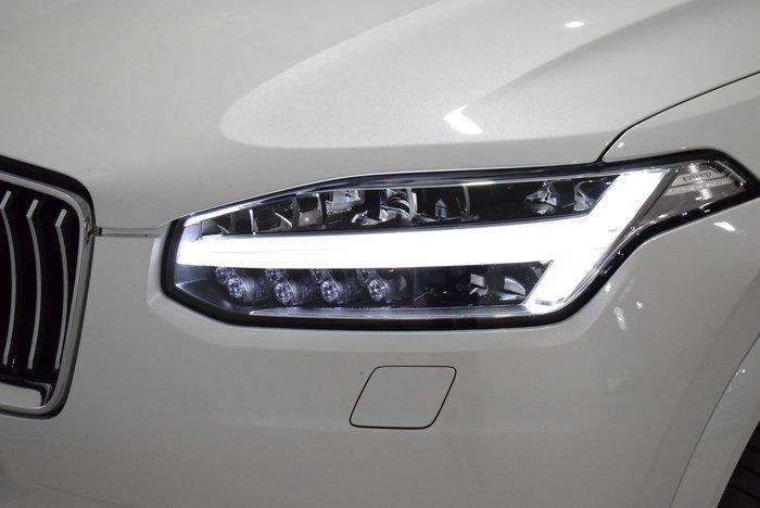 2019 Volvo XC90 D5 Momentum MY20 4X4 On Demand White