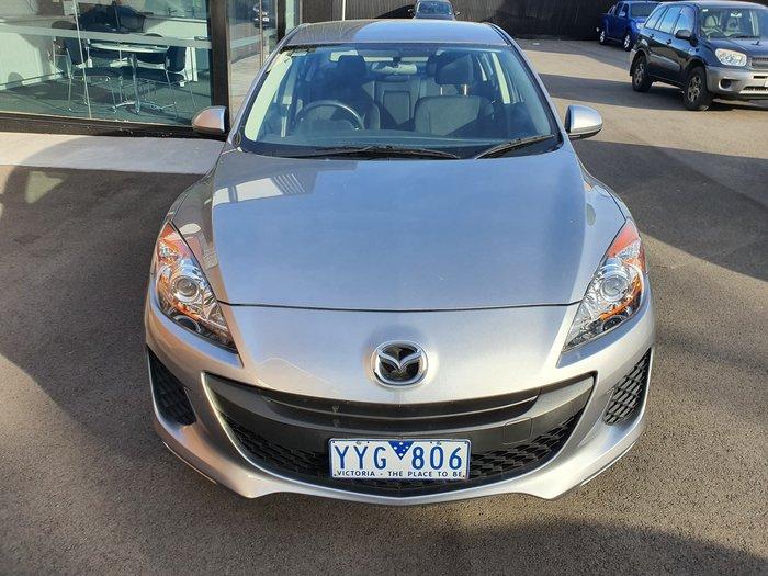 2012 Mazda 3 Neo BL Series 2 Silver