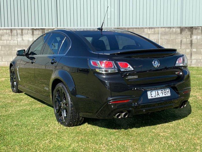 2015 Holden Commodore SS V Redline VF Series II MY16 Black