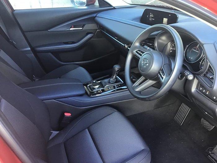 2020 Mazda CX-30 G20 Pure DM Series Red