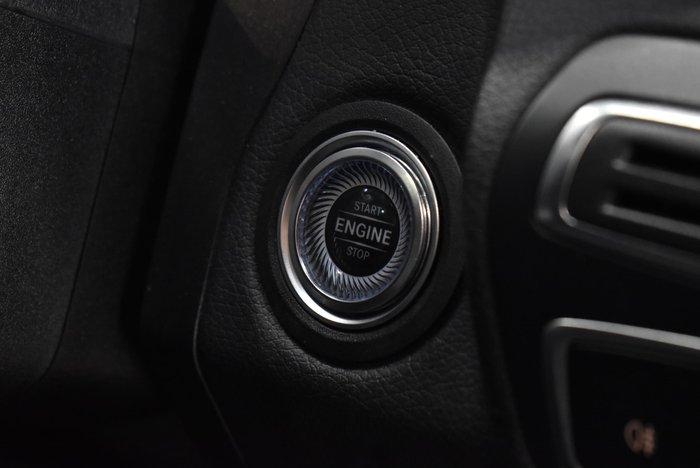 2019 Mercedes-Benz C-Class C200 W205 Silver