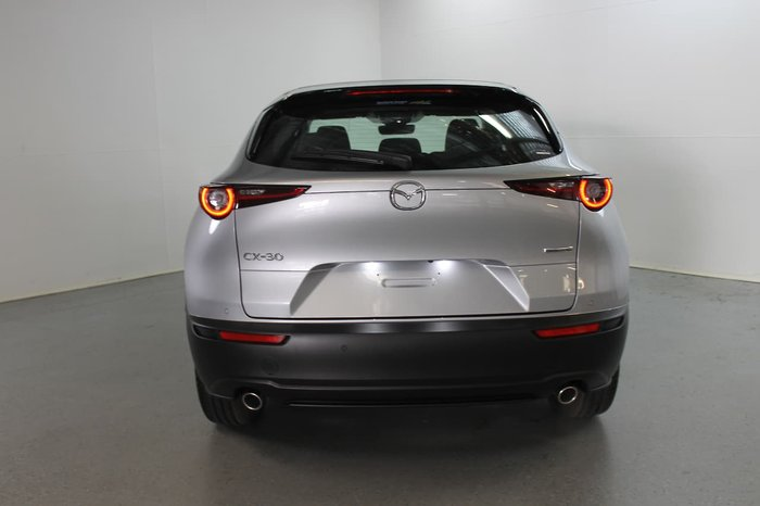2020 Mazda CX-30 G25 Touring DM Series Silver