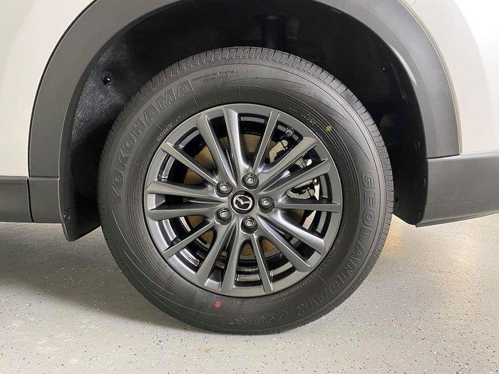 2020 Mazda CX-8 Touring KG Series White