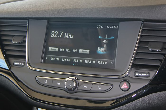 2019 Holden Astra R+ BK MY19 Grey